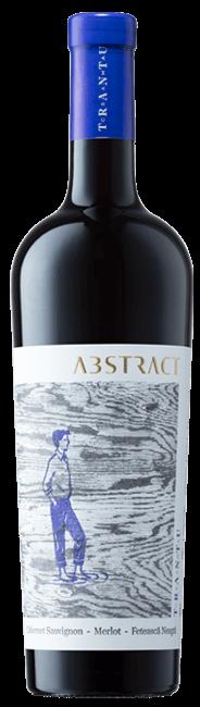 Vin Abstract Cabernet Sauvignon & Merlot & Fetească Neagră Trantu