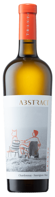 Vin Abstract Chardonnay & Sauvignon Blanc Trantu