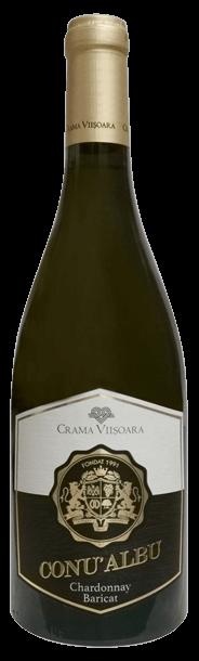 Vin Chardonnay Barrique Conu' Albu