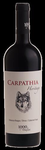 Vin Carpathia Heritage 1000 de Chipuri