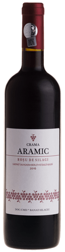 Vin Roșu de Silagi Aramic