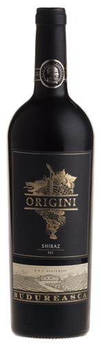 Vin Origini Shiraz Budureasca