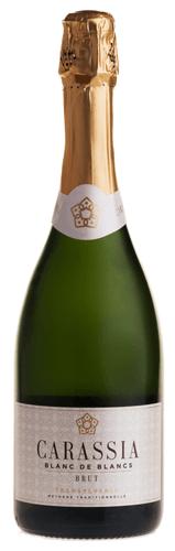 Vin Carassia Blanc de Blancs Carastelec