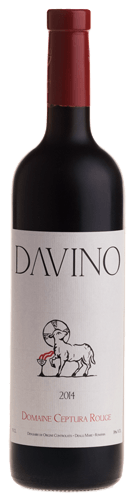 Vin Domaine Ceptura Rouge Davino