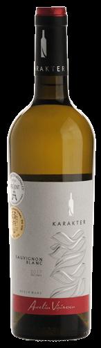 Vin Karakter Sauvignon Blanc Domeniile Săhăteni - Aurelia Vișinescu
