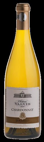Vin Chateau Valvis Chardonnay Domeniile Sâmburești