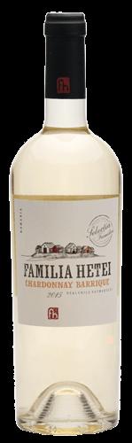 Vin Chardonnay Barrique Familia Hetei