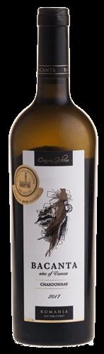 Vin Bacanta Chardonnay Gîrboiu