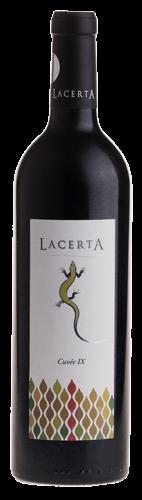 Vin Cuvee IX Lacerta