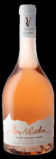 Vin Ion Vlădoi Pinot Grigio Rosé Fume