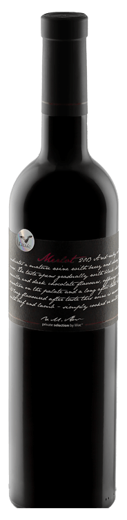 Vin Privat Selection Merlot Liliac