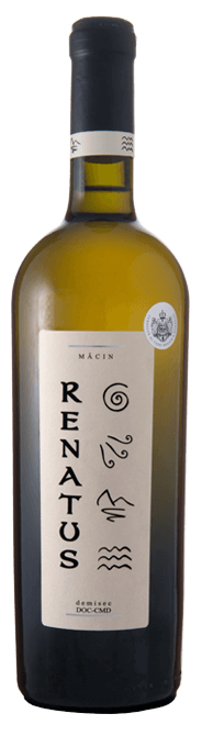 Vin Renatus Alb Măcin