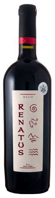 Vin Renatus Roșu Măcin