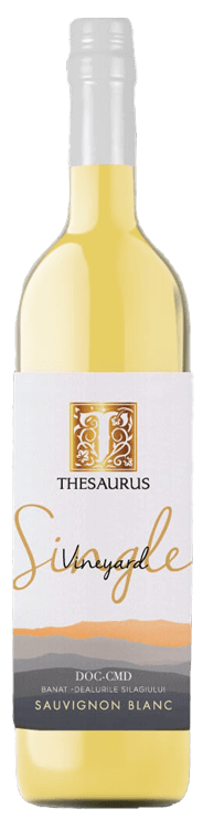 Vin Single Vineyard Sauvignon Blanc Thesaurus