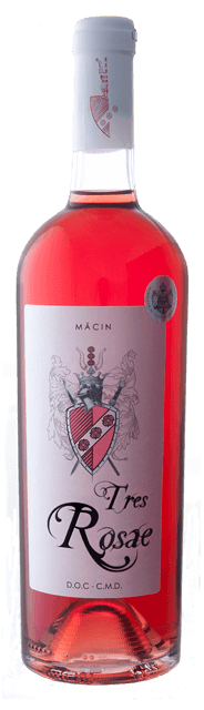 Vin Tres Rosae Măcin