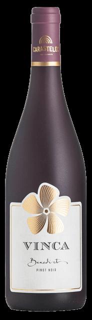 Vin Vinca Benedict Pinot Noir Carastelec