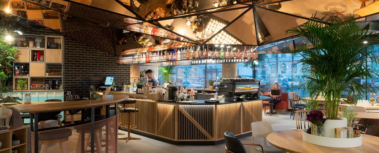 Restaurant 5ensi by Beanz Cafe