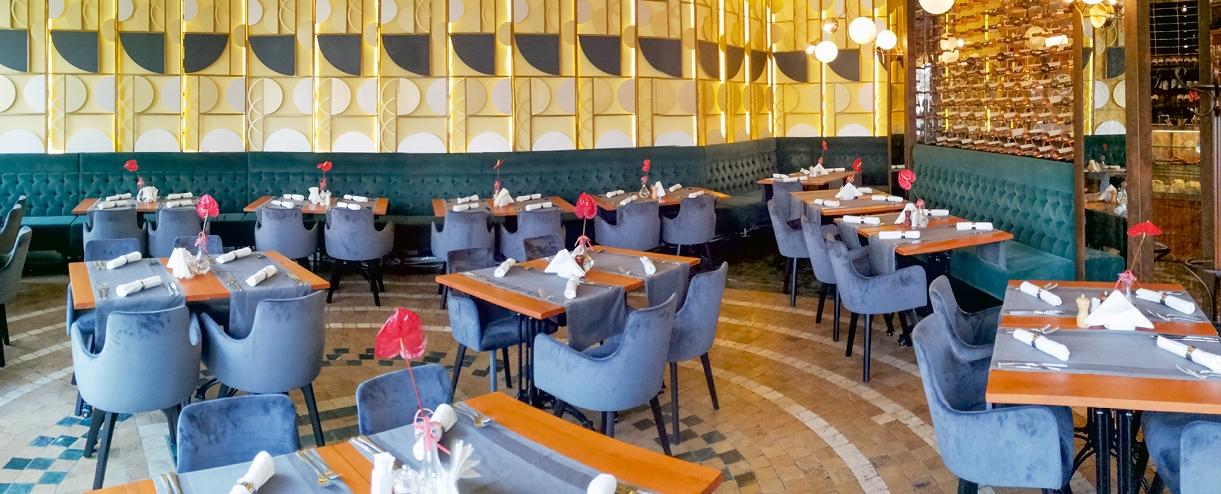 Restaurant Hambar Brasserie