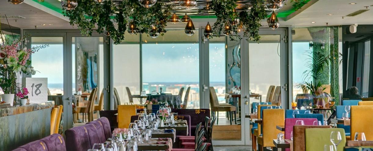 Restaurant 18Lounge