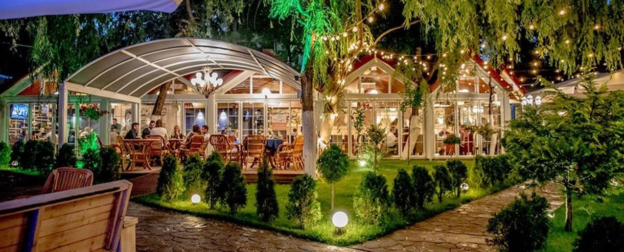 Restaurant Blue Acqua Iasi