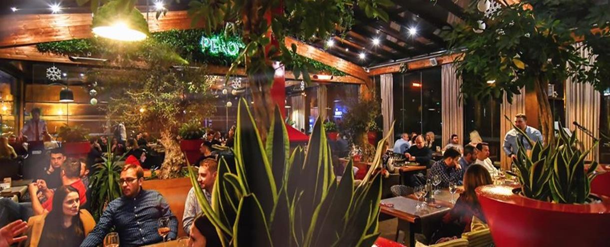 Restaurant Irish Pub