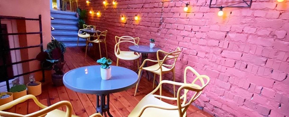 Restaurant Miss Alé - Central Culture