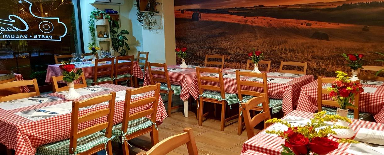 Restaurant Osteria Ciao Niki