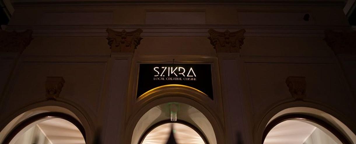 Restaurant Szikra