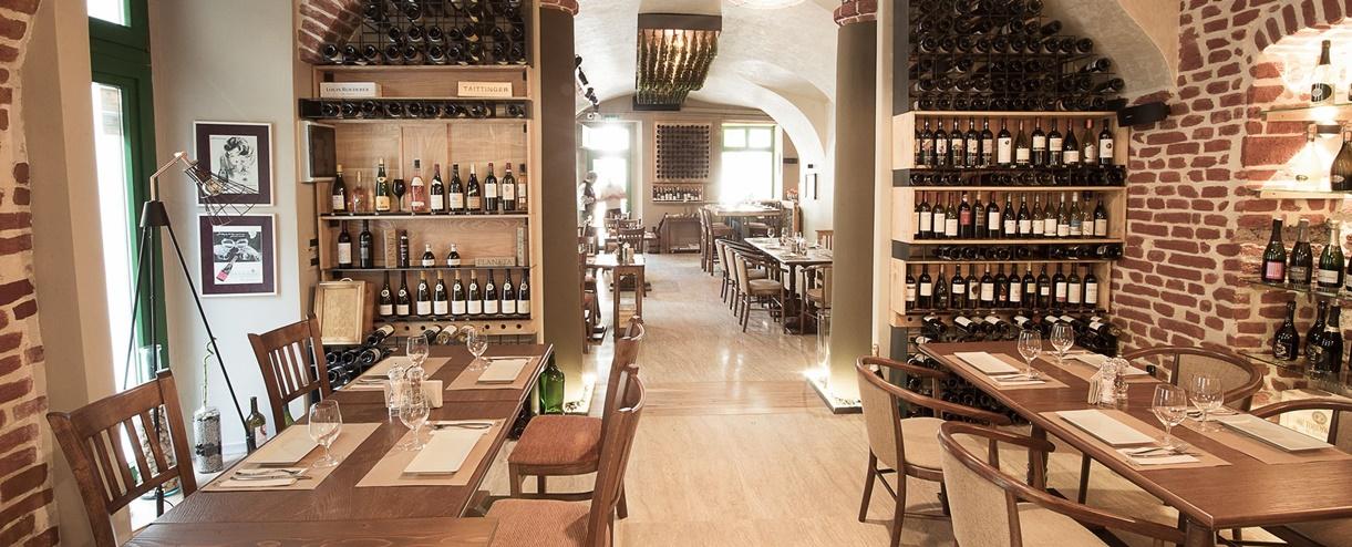 Restaurant Vinto Gastro Wine Bar
