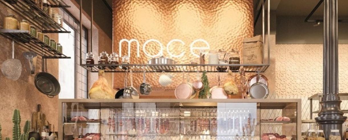 Restaurant MACE by Joseph Hadad