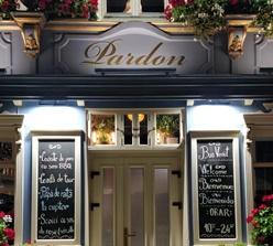 Restaurant Pardon Café & Restaurant