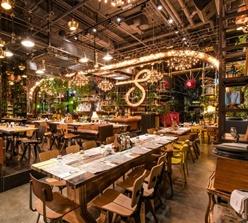 Restaurant Biutiful Downtown
