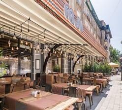 Restaurant Caju by Joseph Hadad