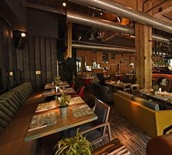 Restaurant E3 by Entourage