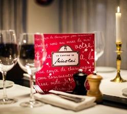 Restaurant La Cantine de Nicolai