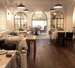 Restaurant Mesogios Seafood Primăverii