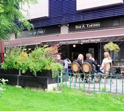Restaurant Rue du Pain - Boulangerie Artisanale