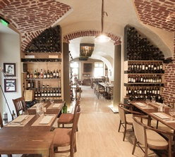 Restaurant Vinto Gastro Wine Bar