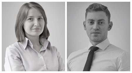 Raluca Hrițcu și Ștefan Mortici, Country Managers Gault&Millau România