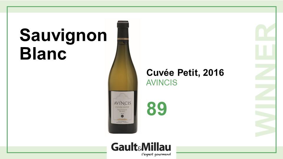 Cel mai bun sauvignon blanc: Castigator