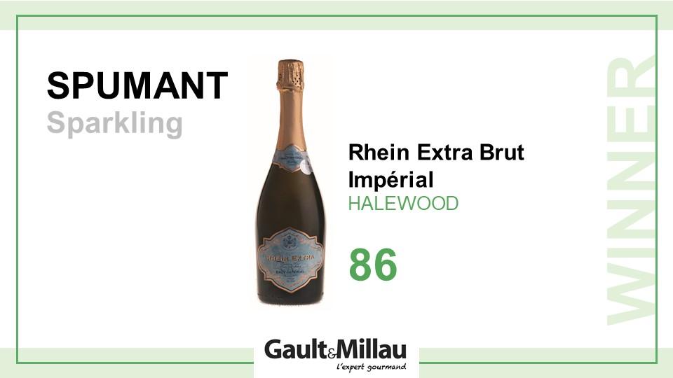 Cel mai bun vin spumant: Castigator