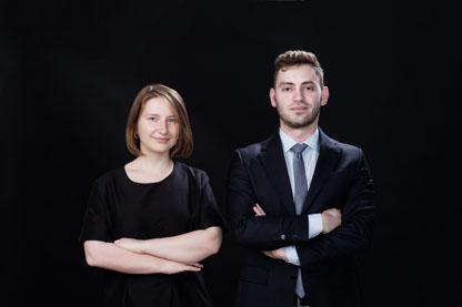 Raluca Hritcu si Stefan Mortici