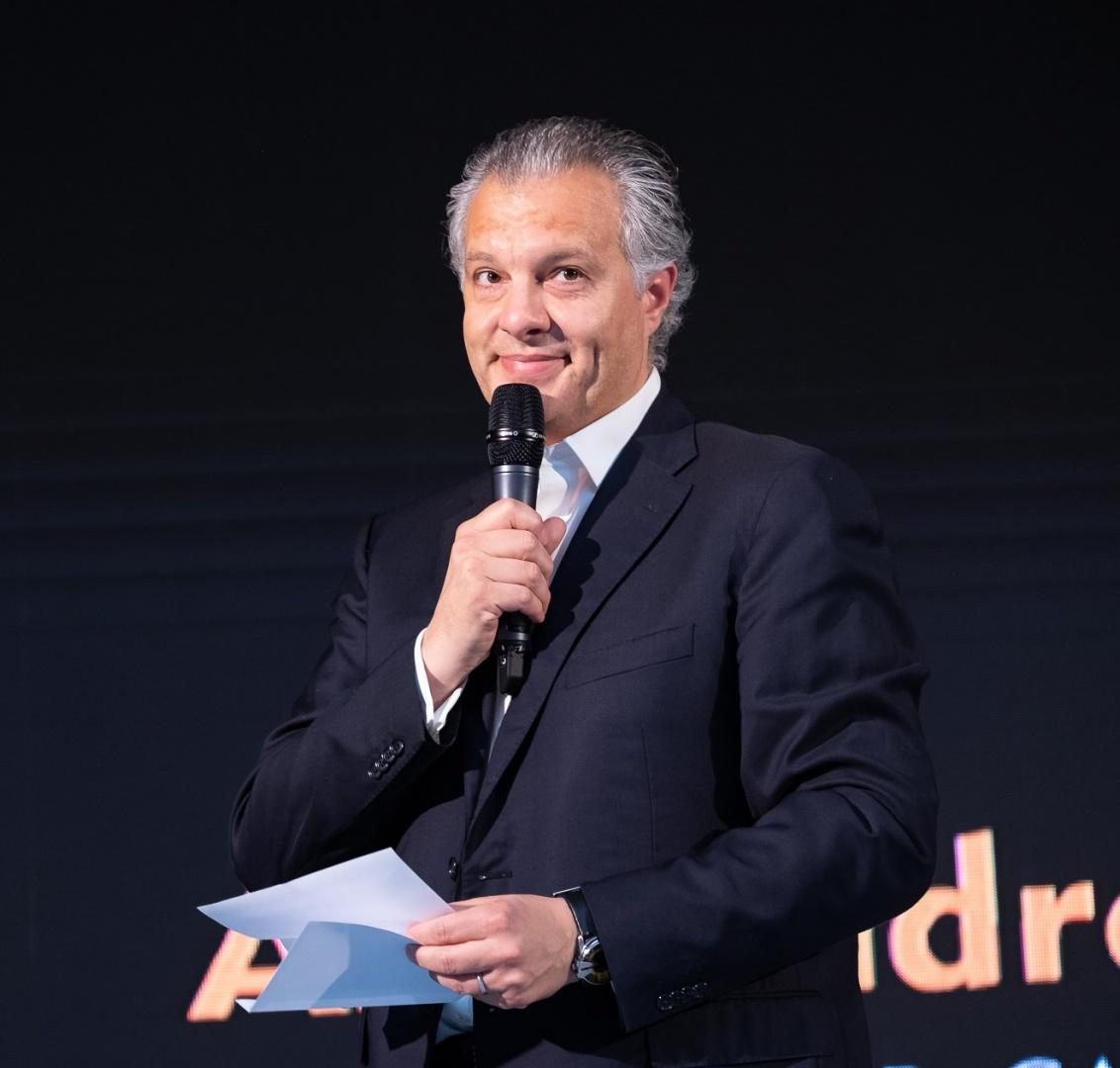 Alexandre Almăjeanu, fondator Gault&Millau România