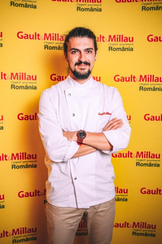 Gala Gault&Millau 2018, Alex Petricean, Bucătarul-șef al anului [pe atunci la un alt restaurant]