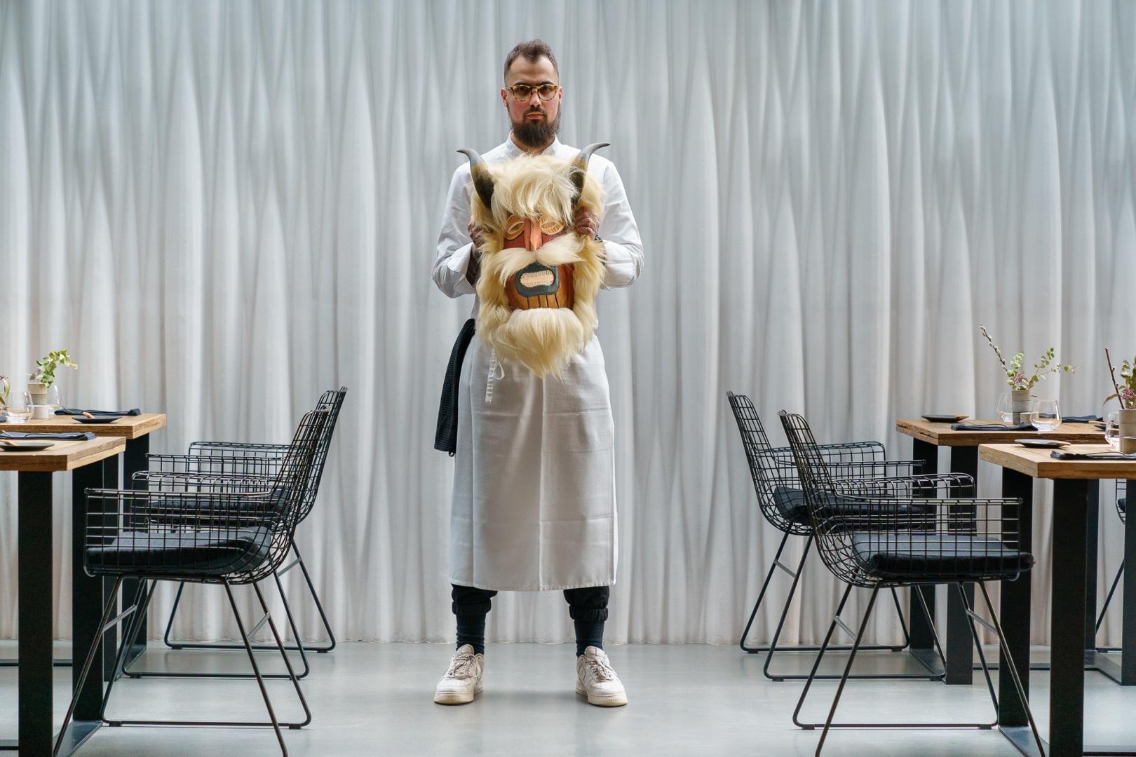 Chef Radu Ionescu, KAIAMO