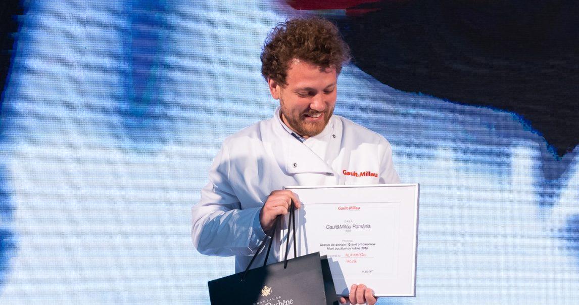 Alex Iacob, Premiu Gault Millau