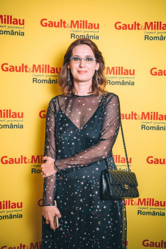 Monica Rosu, Gala Gault&Millau 2018