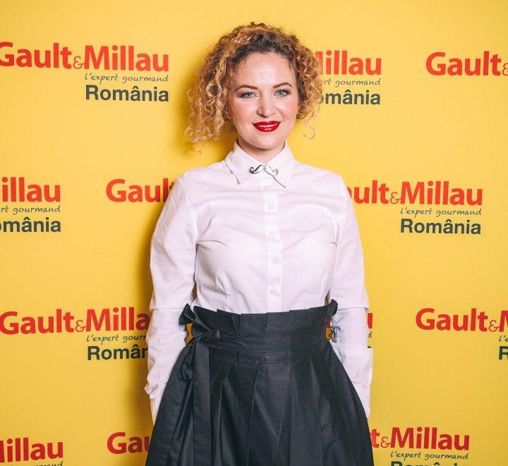 Mihaela Sava, Gala Gault&Millau 2018